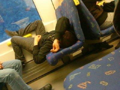 Stockholm subway.