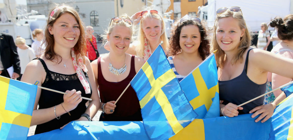 Dating swedish women